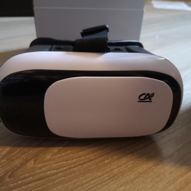 casque réalité virtuel